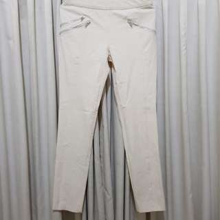 Zara trousers - cream