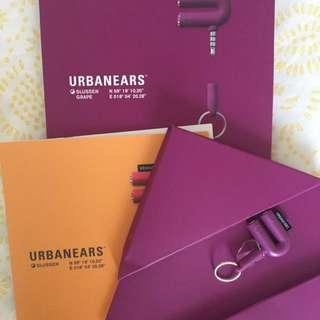 Urbanears Slussen Adapter Keychain