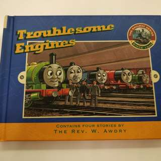 Thomas & Friends Troublesome Engines