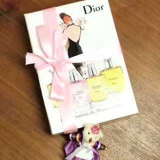 Dior set 4in 1🎁