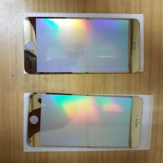 🚚 售 iPhone 6 plus 5.5吋 玻璃保護貼(正反一組/NG商品)