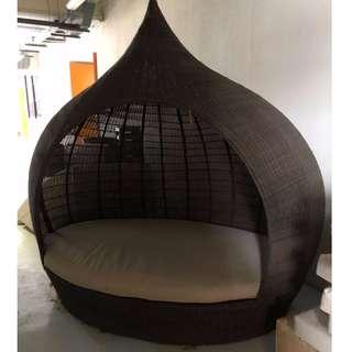 3 Seated Outdoor Rattan Furniture