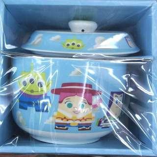 迪士尼 碗 Disney Toy Story 聖誕禮物