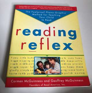 Reading Reflex Teaching Method to teach your child to Read