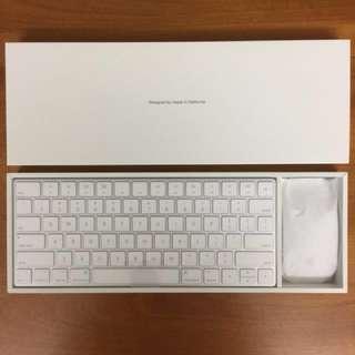 全新 Apple keyboard + mouse 2