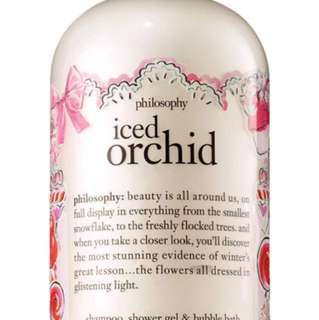 Philosophy Iced Orchid (BNIB comes w nice box)