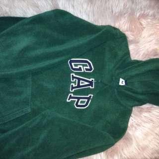 Gap fleece hoodie