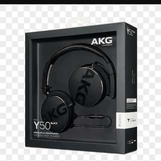 Headphones AKG