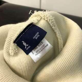Kangol 毛帽(男女皆可)正貨