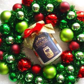 "Kakaoa ""Mistery Jar"" Christmas Edition"