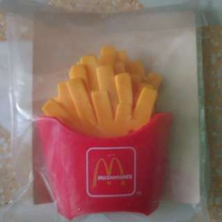 MacDonald Fries Clips