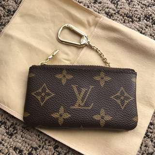 LV coins bag/key holder