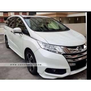 Honda Odyssey 2.4 Auto EXV-S