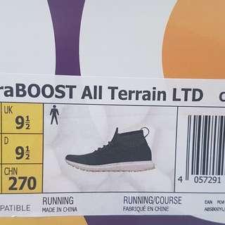 Adidas x All Terrain LTD new with Tags