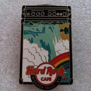 Hard Rock Cafe Pins ~ NIAGARA FALLS (NY) HOT 2014 AMPLIFIER SERIES PIN!