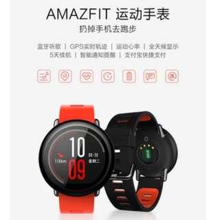 Xiaomi 小米 華米 AMAZFIT 運動手錶(中文版)