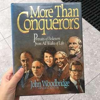 More Than Conquerors John Woodbridge