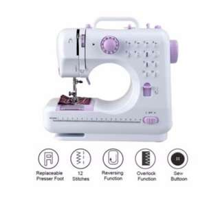 Sewing machine  505A Pro Upgraded 12 Sewing Options Mini Portable Handheld