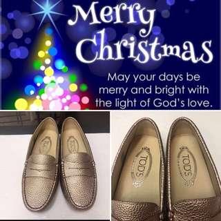 聖誕大優惠 全新 TOD'S Loafers
