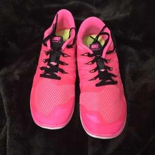 NIKE free 5.0 shoes womens UK6 EU40 US8.5