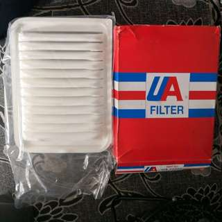 Air filter for vios second gen