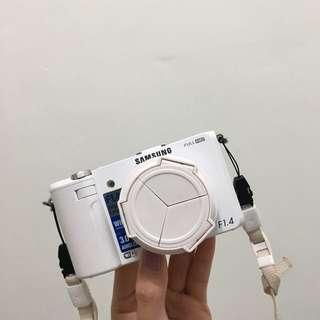 SAMSUNG EX2F 白色