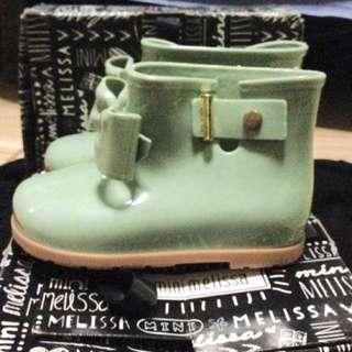 Mini Melissa Sugar Boots