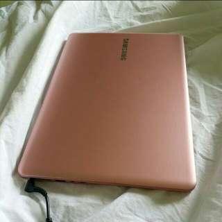 "Samsung pink 13.3"" notebook 9103L"