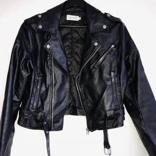 Lioness leather jacket
