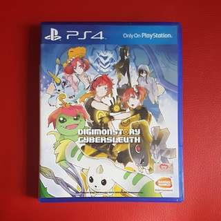 Digimon Story: Cyber Sleuth PS4 R3