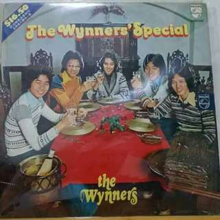 絕版 黑膠碟  The Wynners ( 温拿樂隊 ) The Wynners  Same Kind of Magic