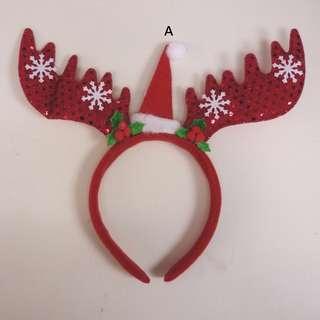 小童聖誕頭箍