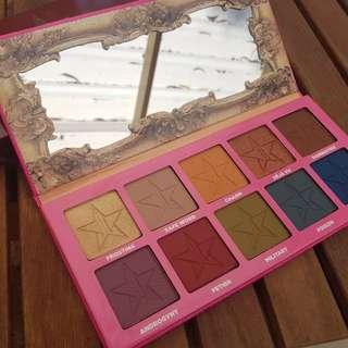 Jeffree Star  Androgyny Eyeshadow Palette