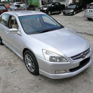 Honda Accord 2.0 (AT)(2004)(Cash)