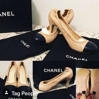 Brand New Never Worn Chanel Pumps