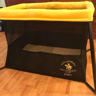 Santa Barbara Super Handy Playpen