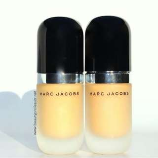 marc jacobs remarcable foundation bisque neutral 27