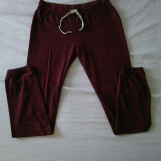 Forever 21 F21 Sweat Pants