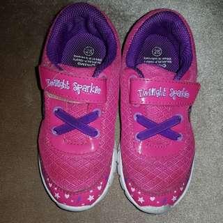Twilight Sparkle shoes