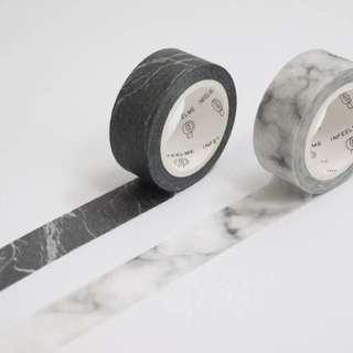 <Instock> Marble Washi Tape