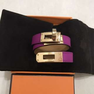 Hermes Kelly Double Tour