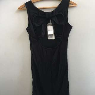Brand new open back bodycon
