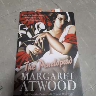 NTU HL1007 The Penelopiad by Margaret Atwood