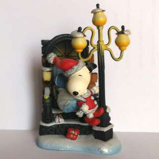 The Peanuts Square Enix Formation Arts Snoopy