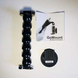 GoMount Disc and Flexible Arm