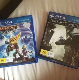 PS4 Games