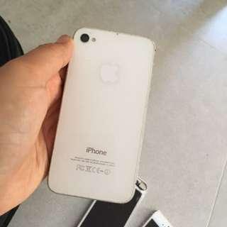 iPhones 4, 5, 5
