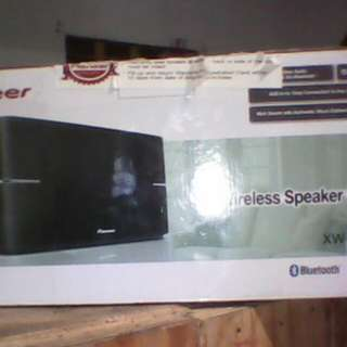 Pioneer wireless blutooth speaker