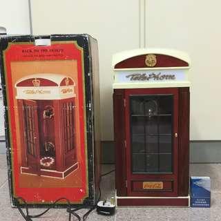coca cola 可口可樂 古董電話