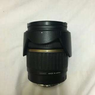Tamron 17-50mm Canon Mount